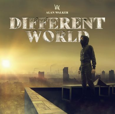 Alan Walker - Different World (CD)