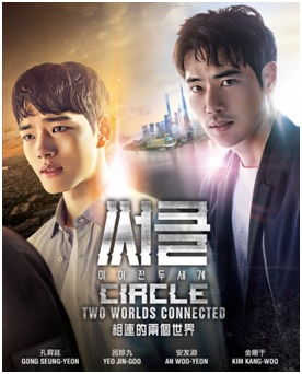 Circle:Two Worlds Connected 相连的两个世界 (DVD)