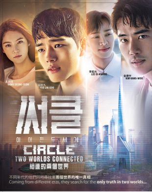 Circle: Two Worlds Connected 相连的两个世界 (DVD)