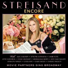 BARBRA STREISAND: ENCORE:MOVIE PARTNERS SING BROADWAY (CD)