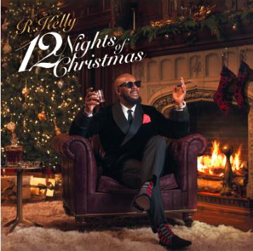 R KELLY: 12 Nights Christmas (CD)