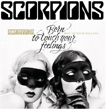 Scorpions - BORN TO TOUCH YOUR FEELINGS (CD)