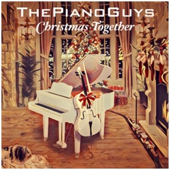 THE PIANO GUYS - CHRISTMAS TOGETHER (CD)