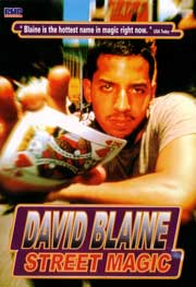 DAVID BLAINE FROZEN IN TIME