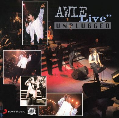 Awie - Live Unplugged (CD)