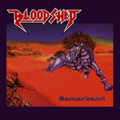 Bloodshed - Samarkand (Gold CD 24bit Stock Terhad)