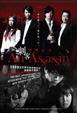 AN ASSASSIN 刺客 (DVD)