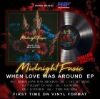 Midnight Fusic : When Love Was Around EP (Vinyl)