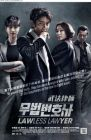 Lawless Lawyer 武法律师 (DVD)
