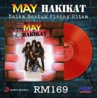 May - Hakikat (Red Vinyl Limited Stock)